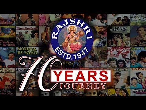 Reliving 70 years of Rajshri!