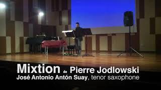 Mixtion / Pierre Jodlowski