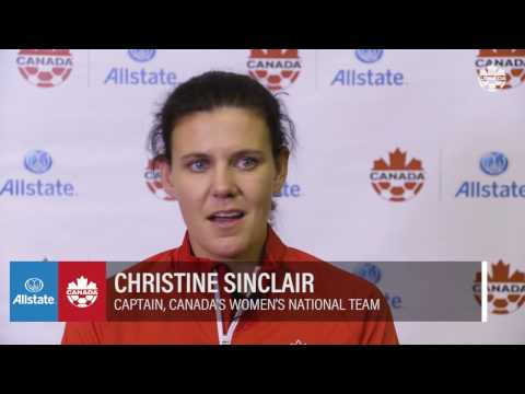 Canada Soccer & Allstate Soccer Clinic Promo