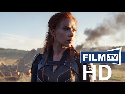 Black Widow Trailer Deutsch German (2020)