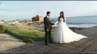 Свадебный клип 4 на Кипре 2011