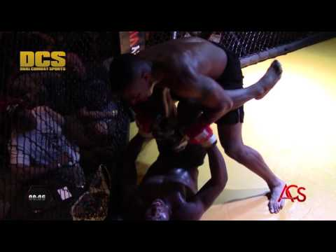 DCS (Dual Combat Sports) Matt Cylla vs Lebron Ooldman