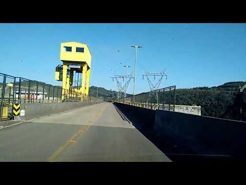 Usina Hidrelétrica de Campos Novos SC