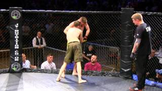 Ben Rees vs Joe Orrey (Pain Pit UK MMA Bantamweight title fight)