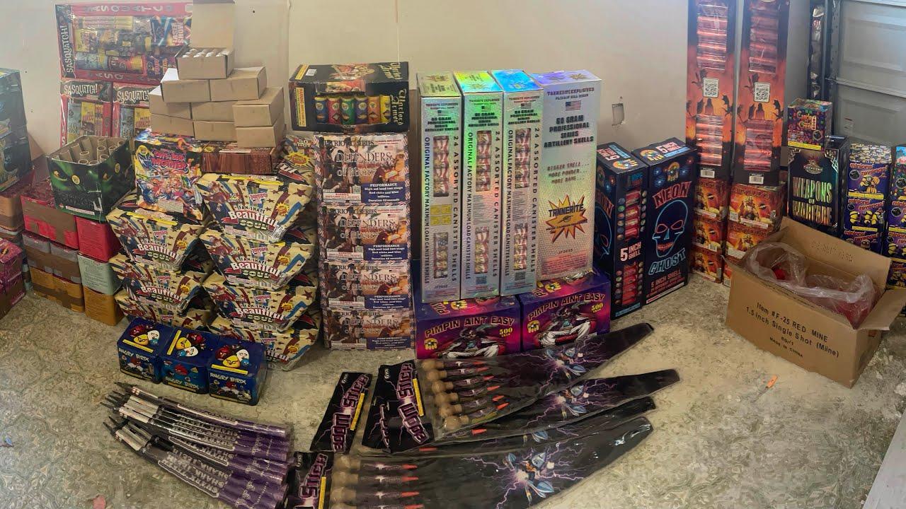 2021 firework stash #1