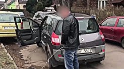 [+18] Pijany kierowca powoduje kolizję i ucieka z miejsca zdarzenia!