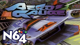 Aero Gauge - Nintendo 64 Review - HD