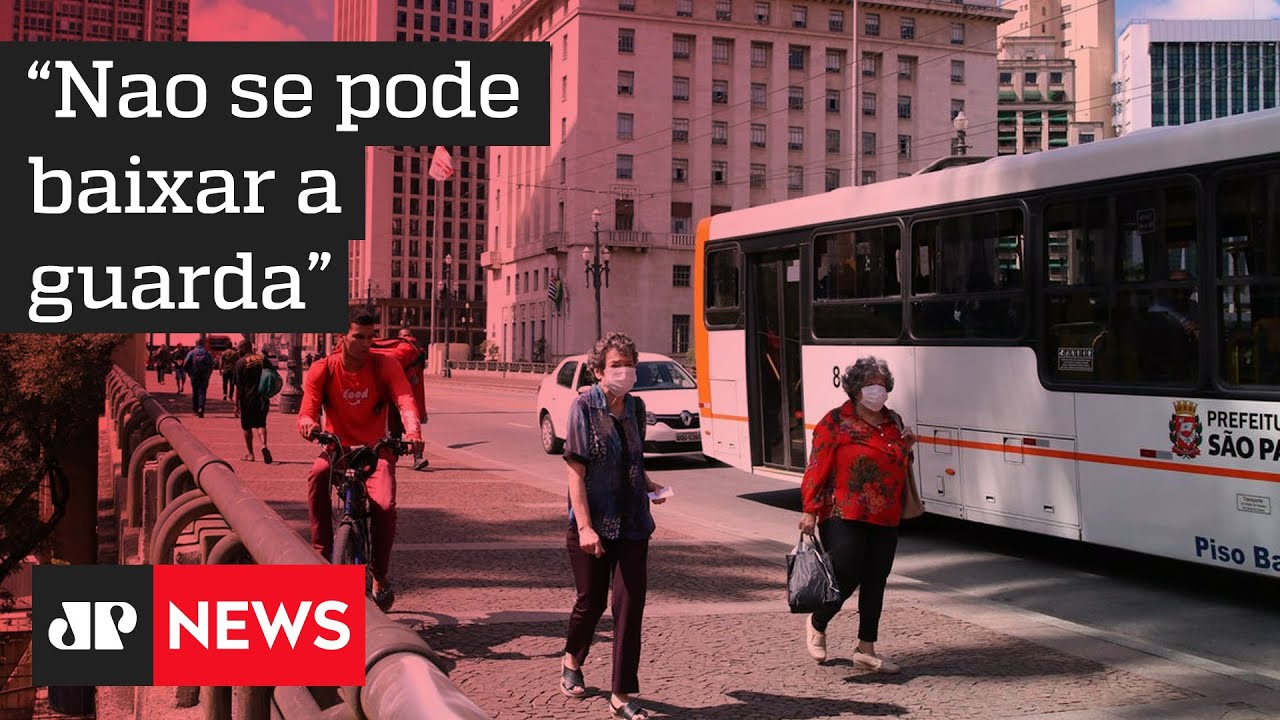 Infectologistas não descartam uma segunda onda de COVID-19 no Brasil