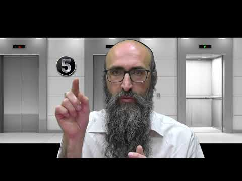 5eme ETAGE, Episode 12 - Hanouca - Rav Itshak Peretz