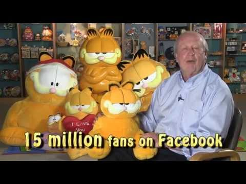 Jim Davis and Garfield - By the Numbers 2014