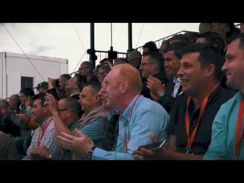 Henkel Car Crash Test Event Münster 2018