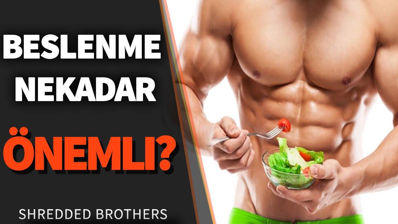 Vücut Geliştirme ve Doğru Beslenme ne kadar önemli ? SHREDDED BROTHERS