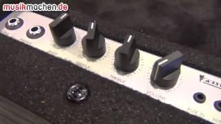 NAMM Show 2013 News: Warwick stellt BC-10 Bass-Combo vor
