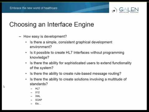 HIT Interface Integration Engine Comparison