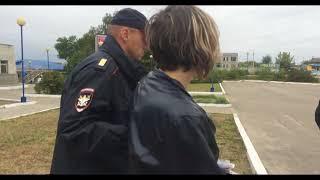 Пьяный грабеж возле вокзала г. Ковров. Будет ли заявление от потерпевшего?