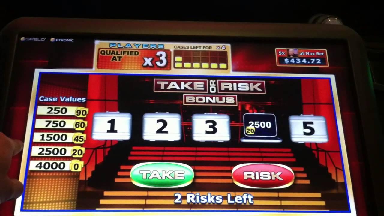 Deal or no deal slot machine online