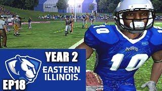 HE'S A GROWN MAN - EASTERN ILLINOIS DYNASTY - NCAA FOOTBALL 06 - EP18