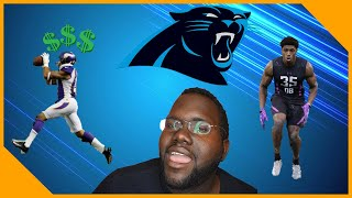 The Carolina Panthers Sign Jarius Wright!!! And Take A Close Look At Chandon Sullivan?!!| LCameraTV 2017 Video