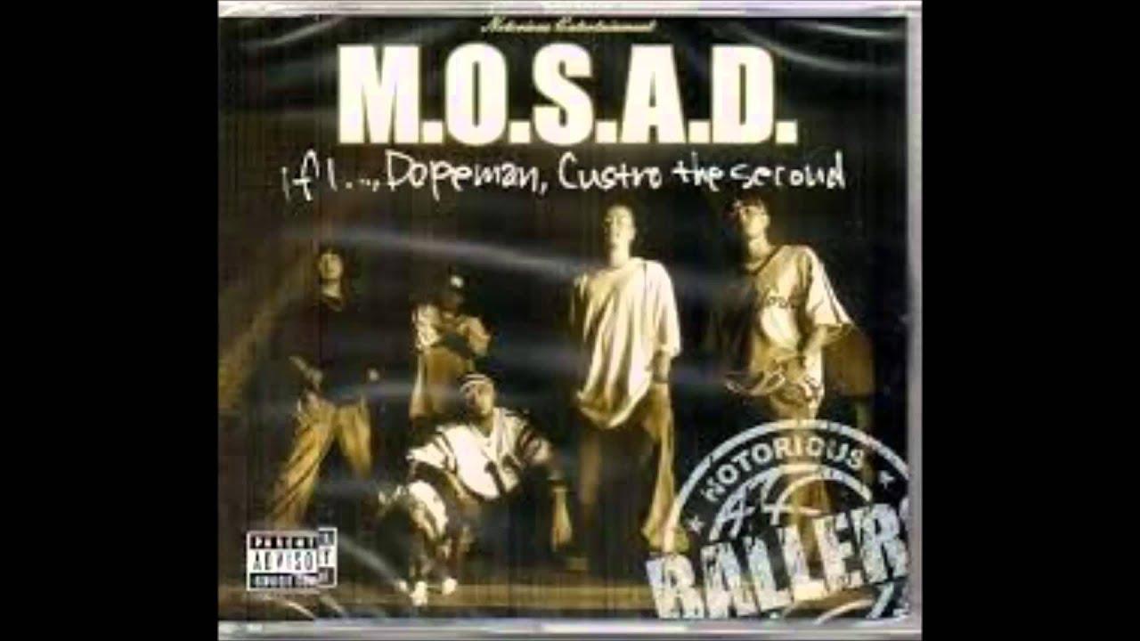 If I... M.O.S.A.D.