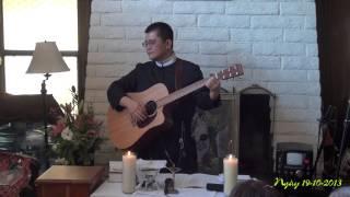 Tập Hát : Tình Yêu Tuyệt Vời -Lời Việt: Fr. MJ Nguyễn Trường Luân, CSsR., 19-10-13