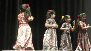 Manjari-Kutty Kannu Rendum Song-Glimpses of India 2011