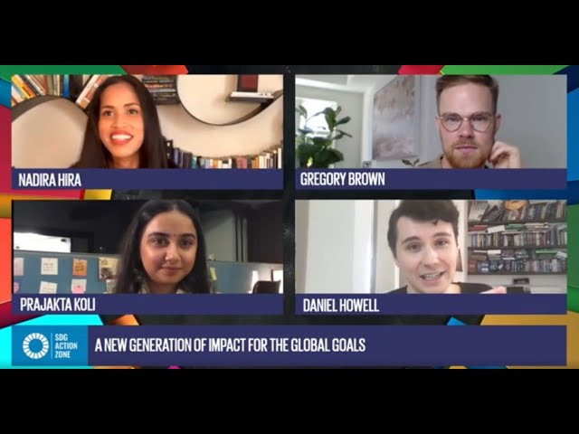 A New Generation of Impact for the Global Goals