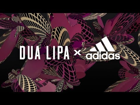 Dua Lipa - Begging (Remix) For The New Here To Create Campaign Of Adidas Women