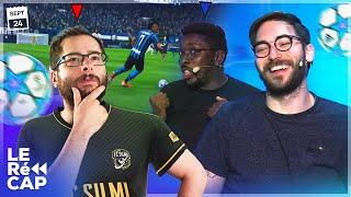 XARI défie NANIX à FIFA   LE RéCAP #415