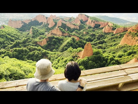 """Turismo y Naturaleza: Un paseo por """"Las Médulas"""" (El Bierzo)"""