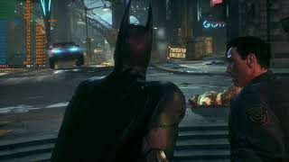 Batman Arkham Knight 4K e5 1650 gtx1080ti
