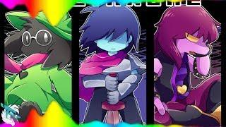 Deltarune Rude Buster Remix Battle Theme.mp3