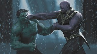Avengers Endgame Deleted Scene | Hulk Vs Thanos Deleted Scene