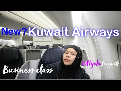 NEW KUWAIT AIRWAYS - B777/ 300/ER | BUSINESS CLASS | Will I recommend it??
