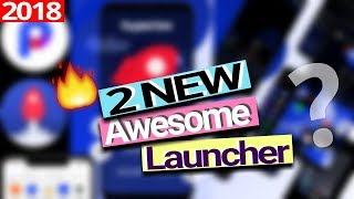 Top 2 New Awesome Launchers Apps For Android | Hyperion Launcher, Poco Phone Launcher Review