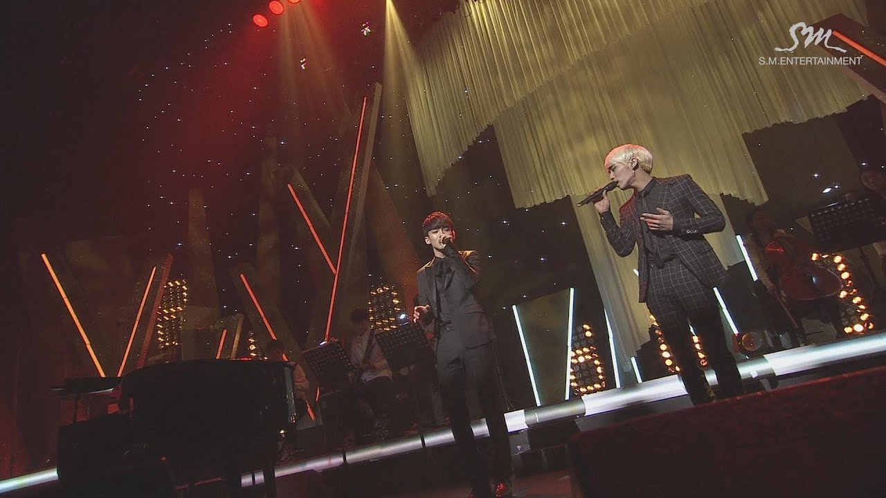 S.M. THE BALLAD Vol.2 Joint Recital '하루 (A Day Without You)' by JONGHYUN and CHEN