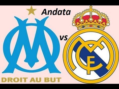 Champions.11 - Marseille vs Real Madrid