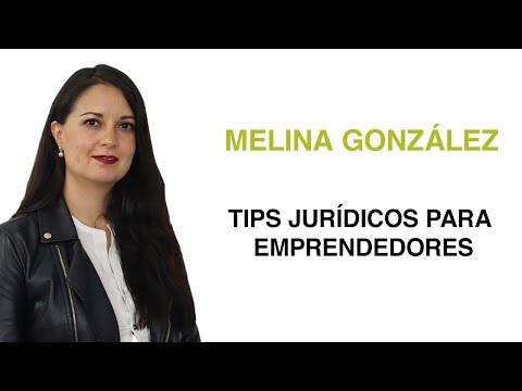 Tips Jurídicos para Emprendedores | Ft. Melina González
