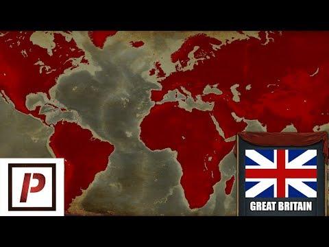 EU4 - Timelapse - New British Empire (World Conquest + One Faith + One Culture)