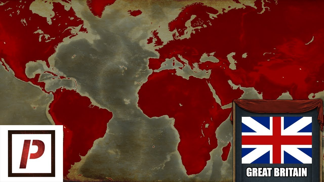 EU4 - Timelapse - New British Empire (World Conquest + One Faith + One Culture)
