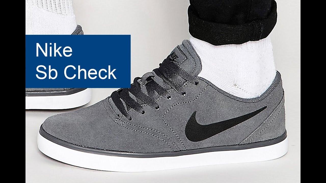 Nike Sb Check обзор Youtube