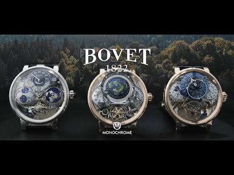 Inside Bovet, a Unique Manufacture of High-End, Astronomical Watches