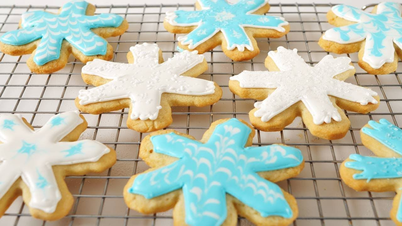 Sugar Cookies Recipe Video