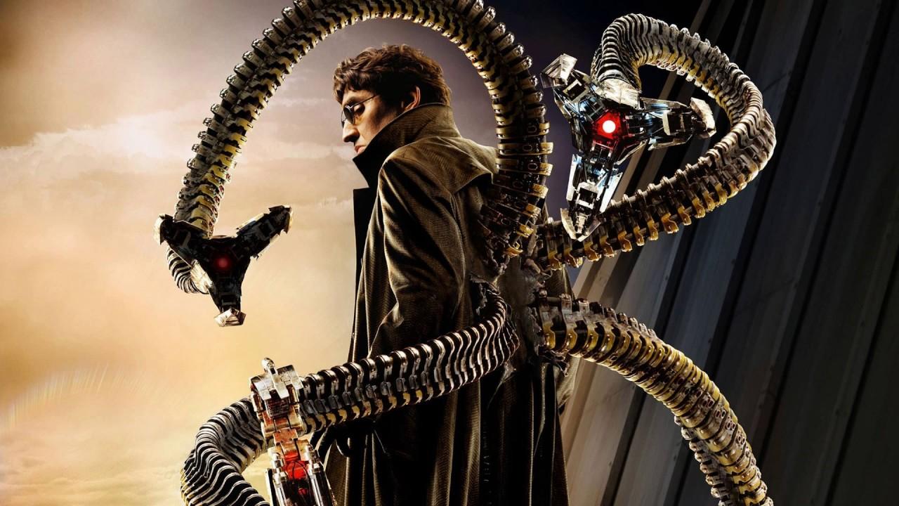 доктор осьминог фото