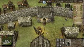 Stronghold 3 Multiplayer - 2vs2 Deathmatch