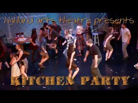 KITCHEN PARTY - Official Trailer