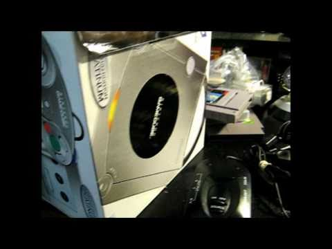 Quick Flea Market Pickups... Gamecube Double Dash Bonus Set, Sega Magazine, Snes & Nes Games