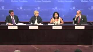Brigitte Gabriel gives FANTASTIC answer to Muslim woman claiming all Muslims are portrayed badly » T thumbnail