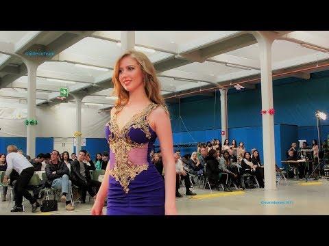 Fashion Lady Eventi Miss Piazzola Sul Brenta Sfilata in Casual e Abito Elegante