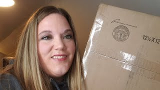 Unbox The Cricut Mystery Box With Me