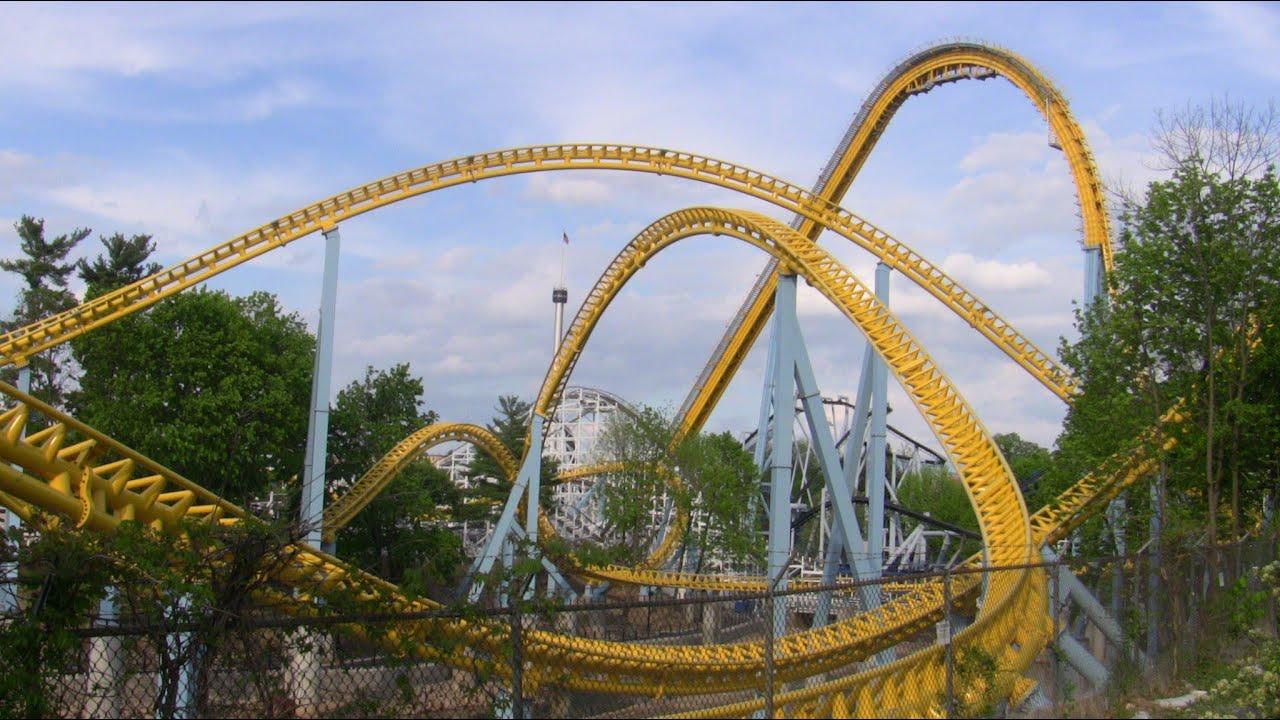 Hersheypark Skyrush History Construction Walk 3 Rollercoaster